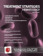 Treatment Strategies - Hematology