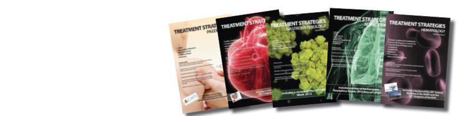 Respiratory, oncology, hepatology, haematology, cardiology, dermatology, diabetes, gastroenterology, paediatrics, transplant